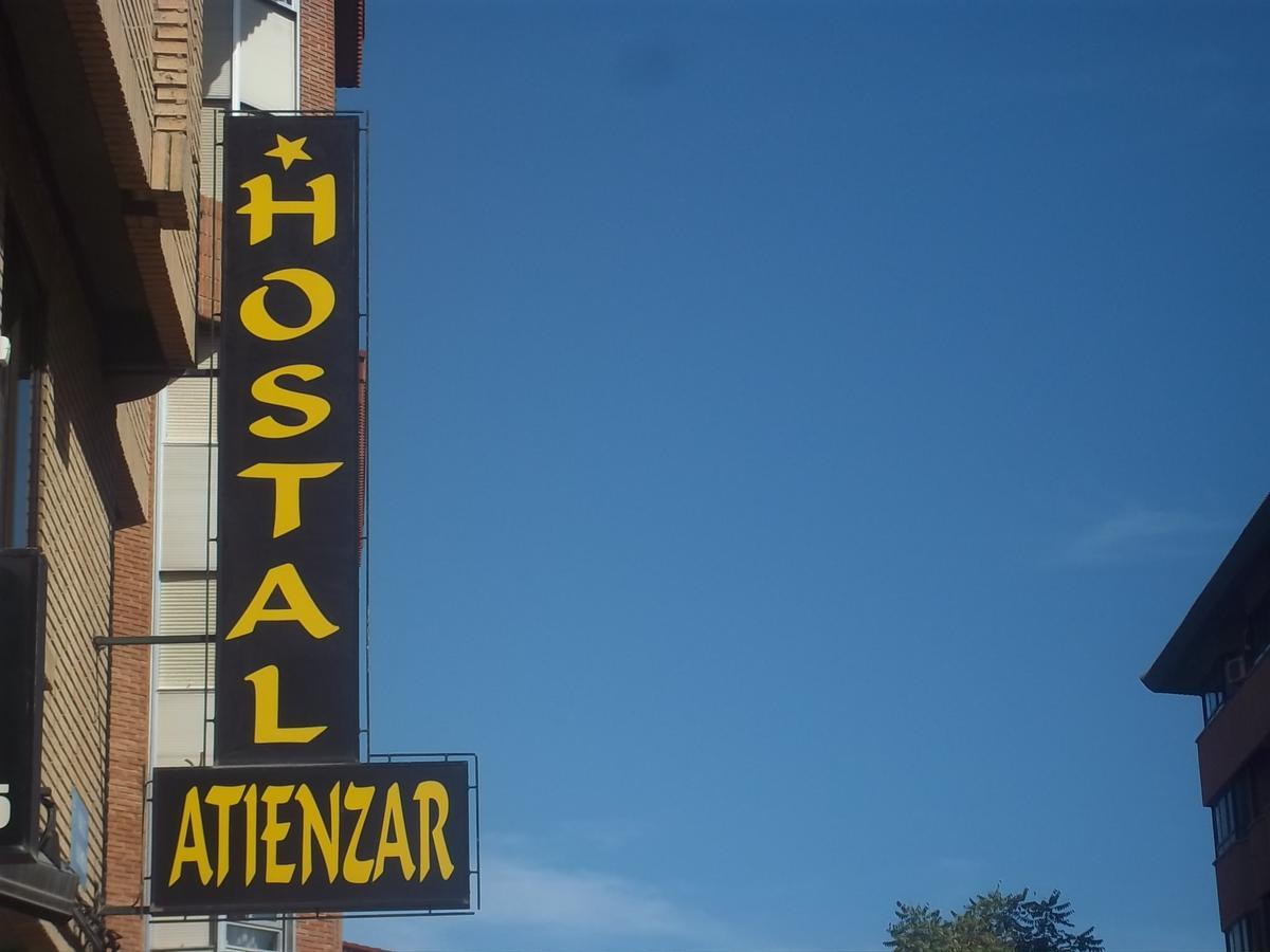 Camino de Santiago Accommodation: Hostal Atienzar ⭑