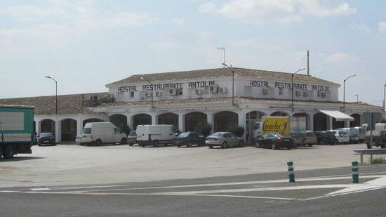 Camino de Santiago Accommodation: Hostal Antolín
