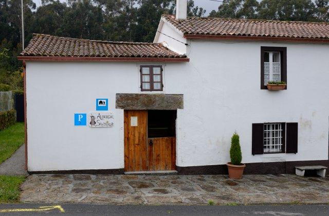 Camino de Santiago Accommodation: Albergue de Peregrinos Santa Irene (Privado)