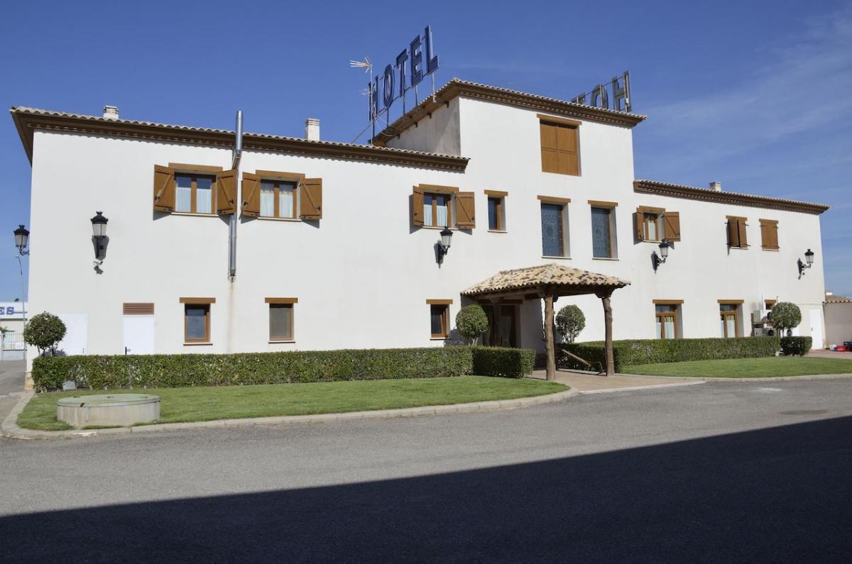 Camino de Santiago Accommodation: Hotel A Posada ⭑⭑⭑