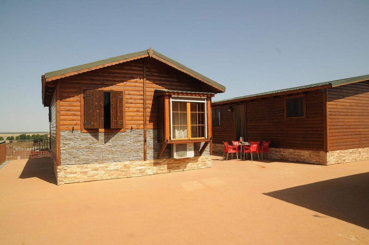 Camino de Santiago Accommodation: Casa Rural El mirador de la Moraña