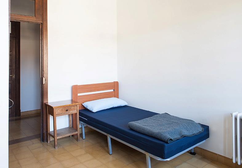 Camino de Santiago Accommodation: Albergue Seminario Menor en Santiago de Compostela