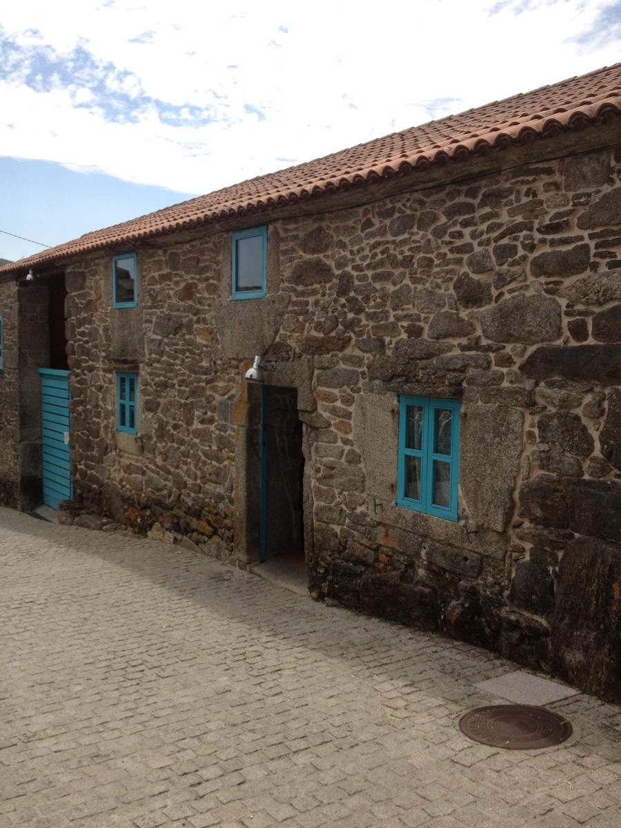 Camino de Santiago Accommodation: Albergue de Santiago de Olveiroa