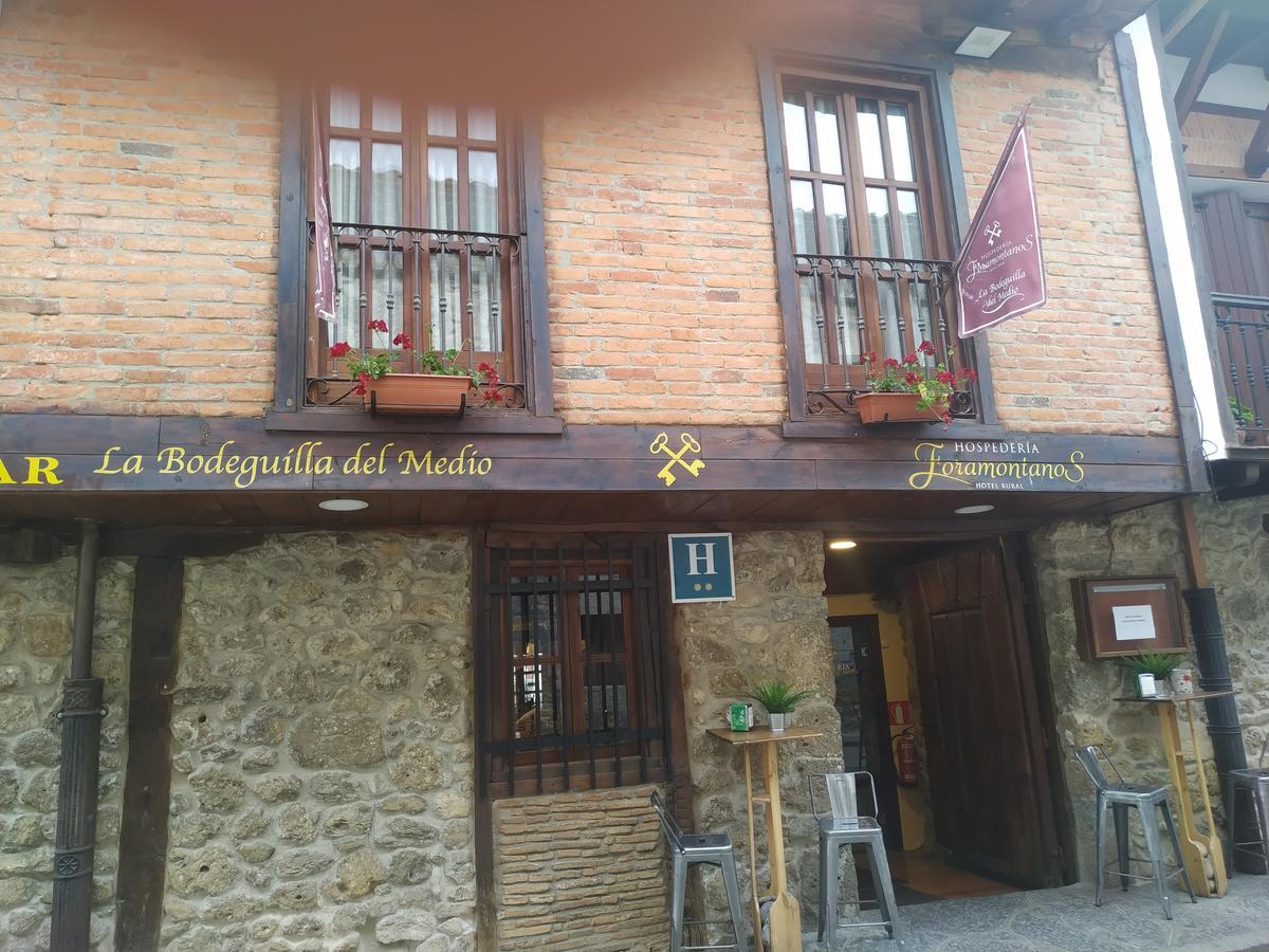 Camino de Santiago Accommodation: Hotel Foramontanos