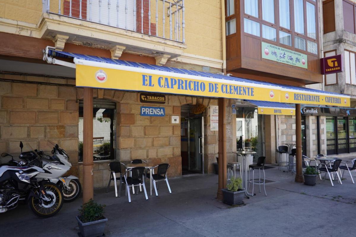 Camino de Santiago Accommodation: Hotel El Capricho de Clemente