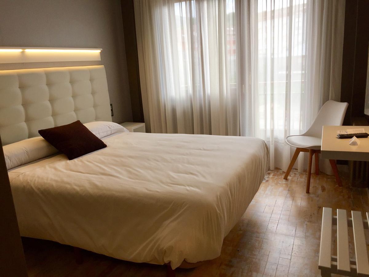 Camino de Santiago Accommodation: Hotel Rural Peñalabra