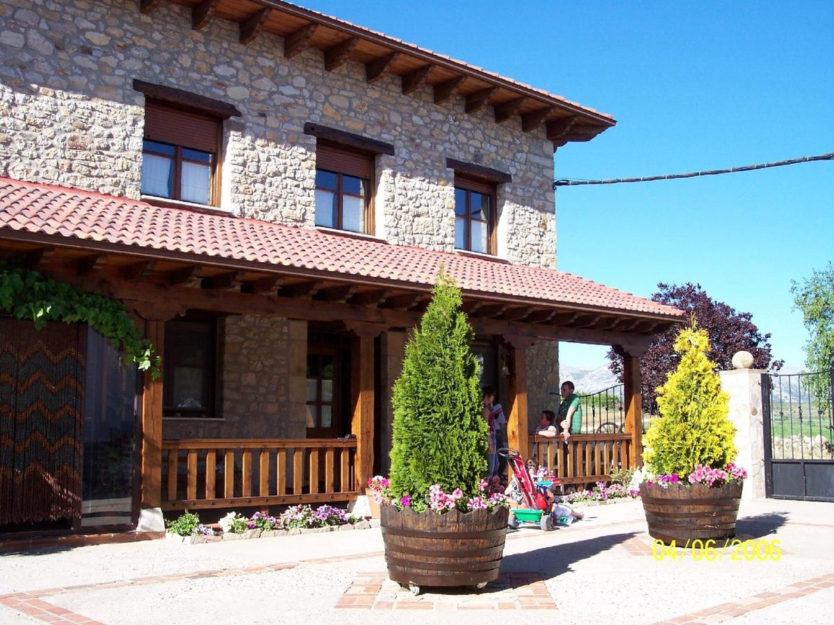 Camino de Santiago Accommodation: Casa Rural El Encinar