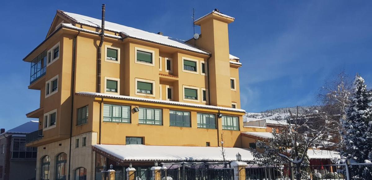 Camino de Santiago Accommodation: Hotel Spa Puerta Vadinia