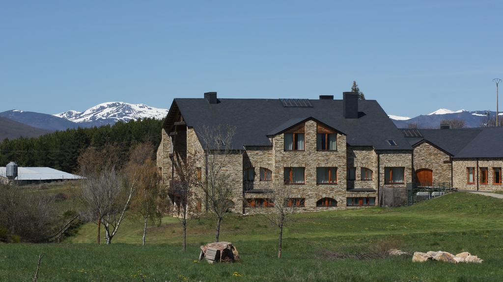 Camino de Santiago Accommodation: Gran Hotel Pandorado