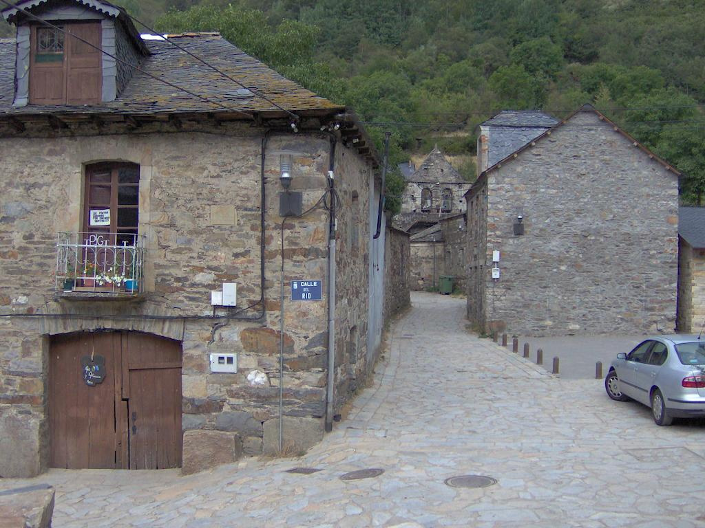Camino de Santiago Accommodation: Casa Rural Trallera
