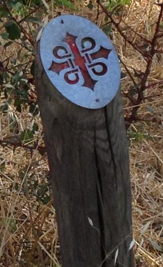 Photo of Burgos at the Start of San Olav Way on the Camino de Santiago