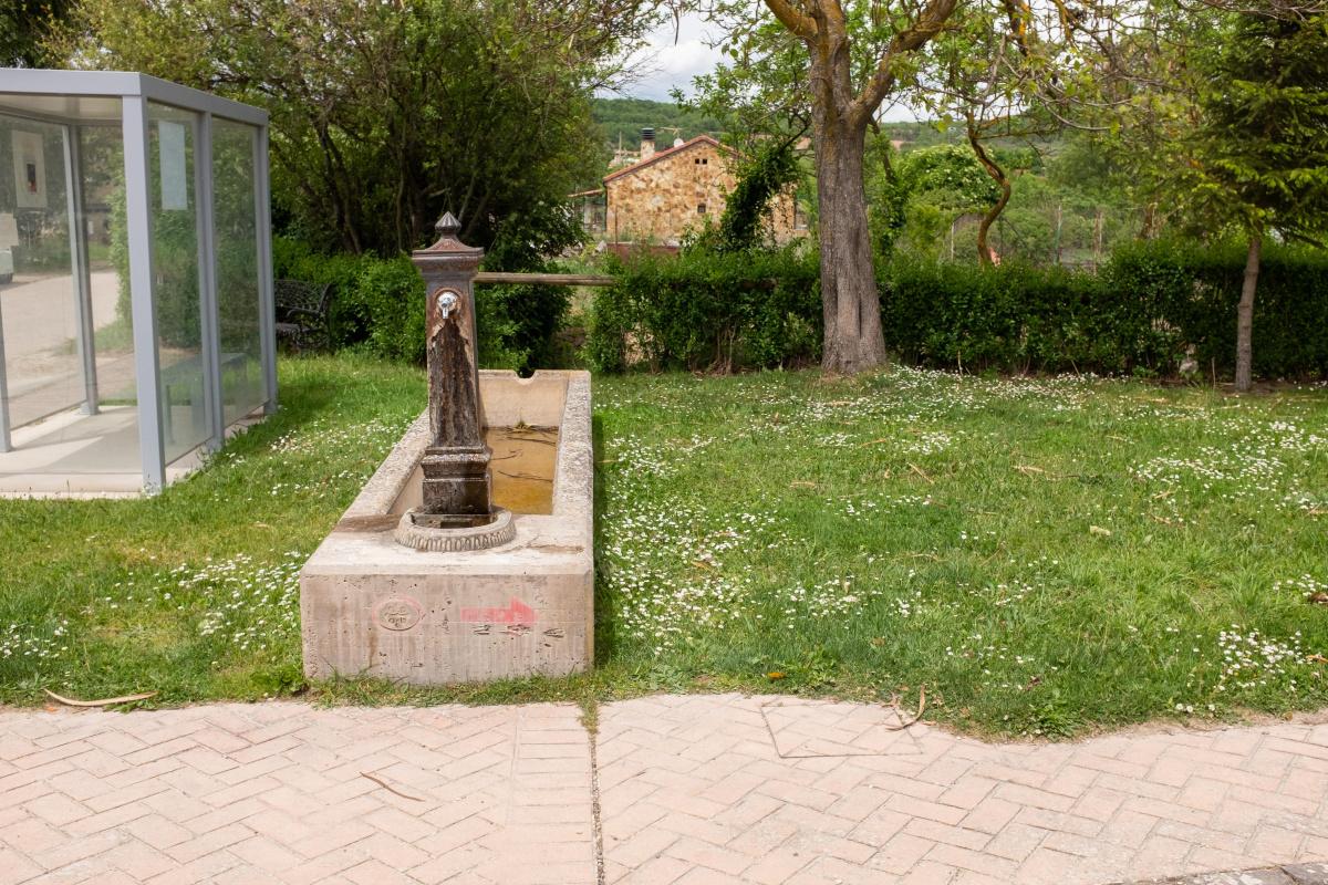 Photo of Modúbar de la Emparedada on the Camino de Santiago