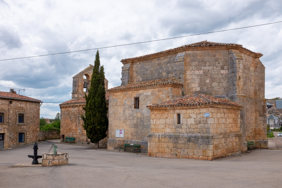 Photo of Los Ausines on the Camino de Santiago