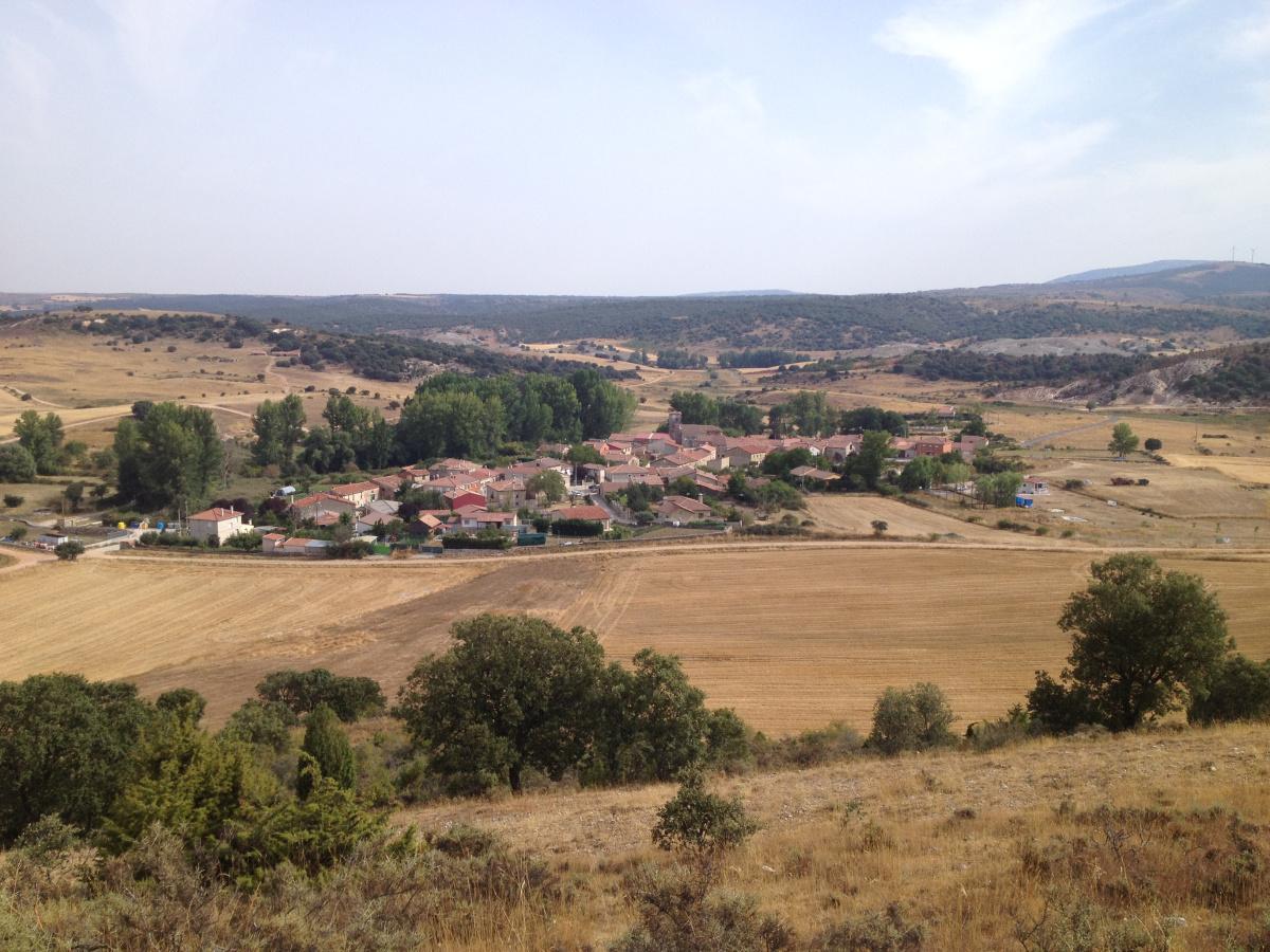 Photo of Cubillo del César on the Camino de Santiago