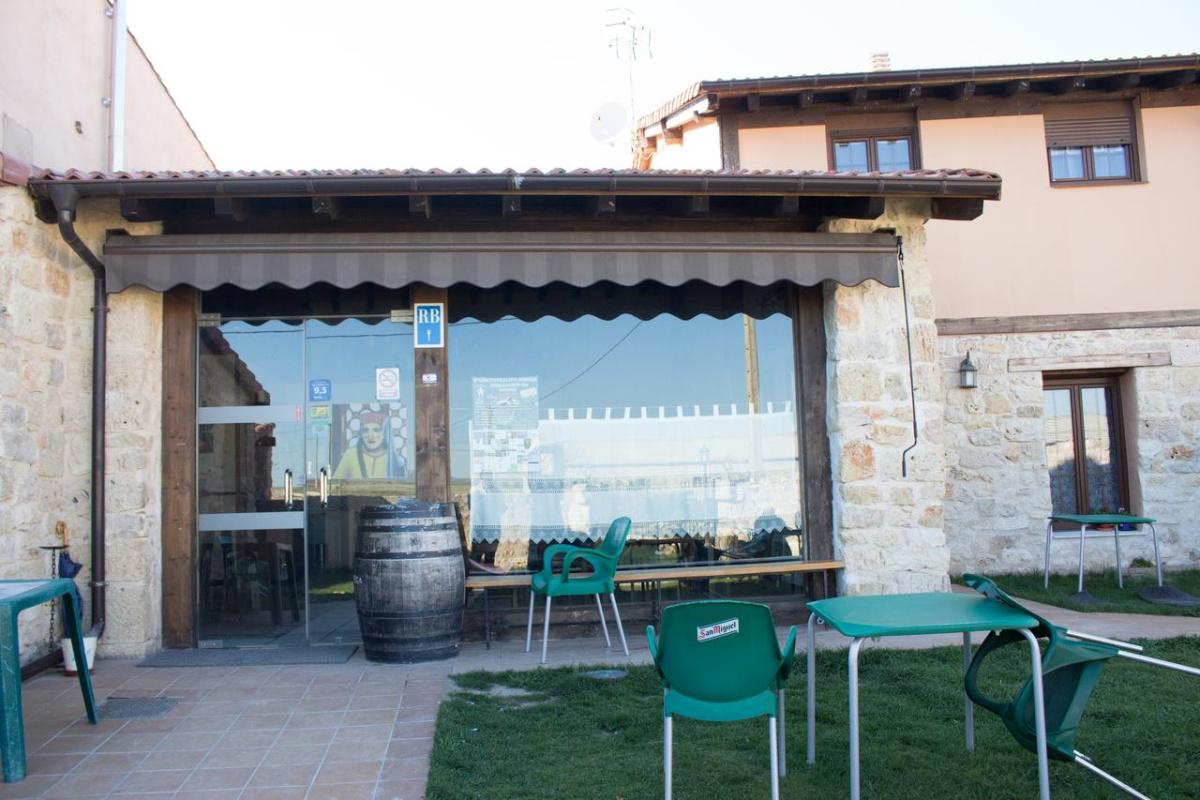 Camino de Santiago Accommodation: Casa Rural la Cerca