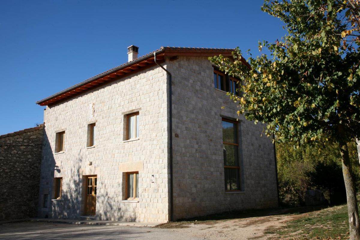 Camino de Santiago Accommodation: Casa Rural Roblejimeno