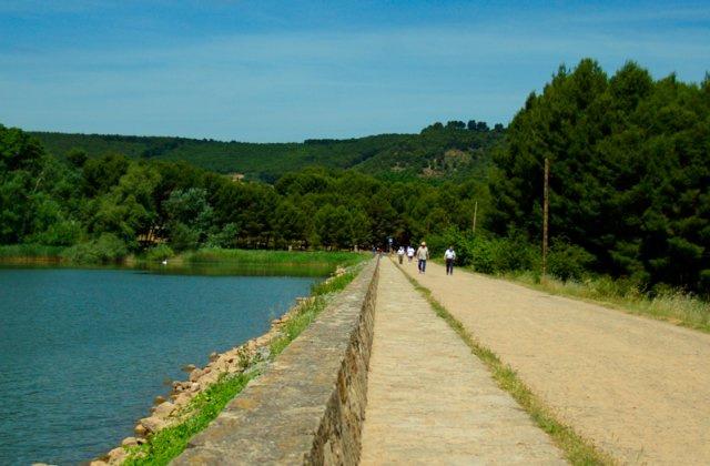 Photo of Alto de la Grajera on the Camino de Santiago