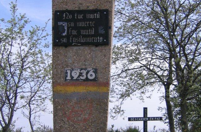 Photo of Alto de la Pedraja on the Camino de Santiago