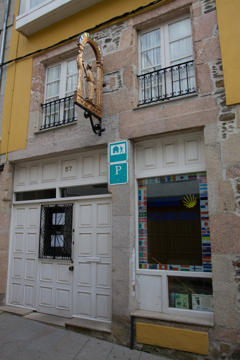 Camino de Santiago Accommodation: Albergue Internacional Sarria