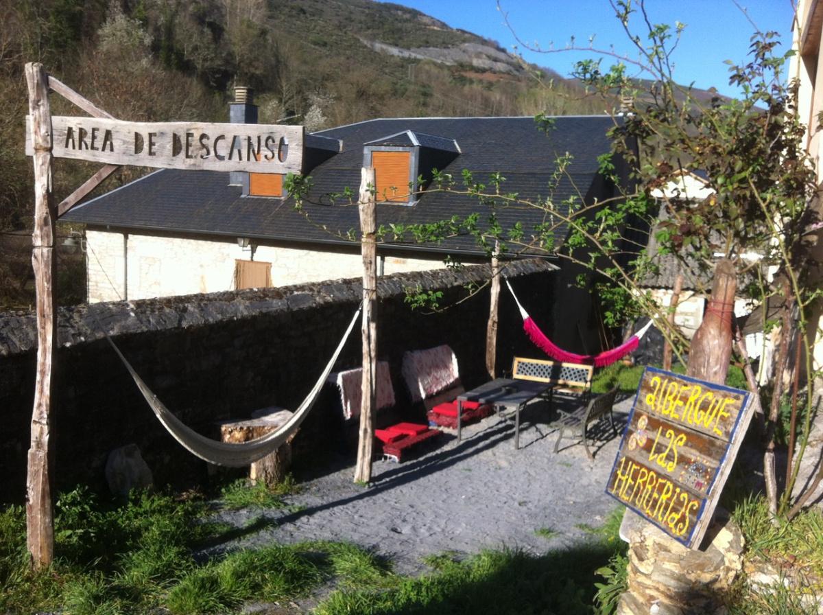 Camino de Santiago Accommodation: Albergue Las Herrerías