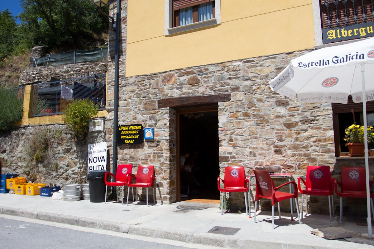 Camino de Santiago Accommodation: Albergue Crispeta