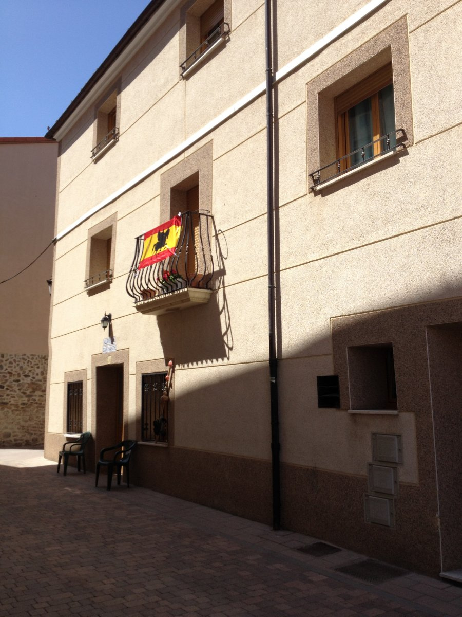 Camino de Santiago Accommodation: Albergue de peregrinos Caminante