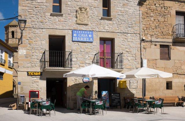 Camino de Santiago Accommodation: Albergue Casa Mariela