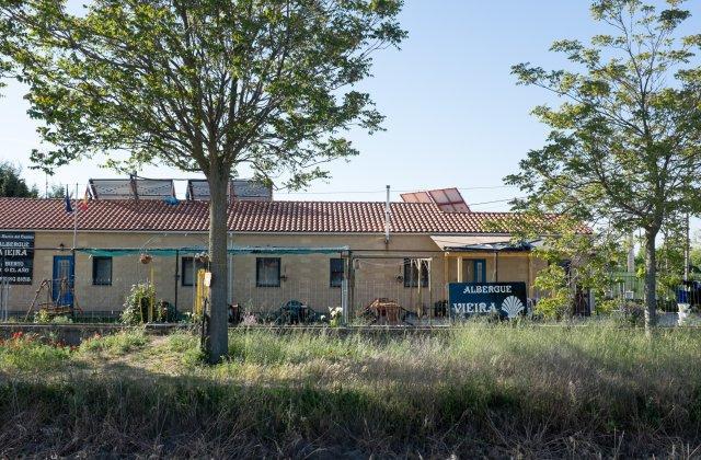 Camino de Santiago Accommodation: Albergue Vieira