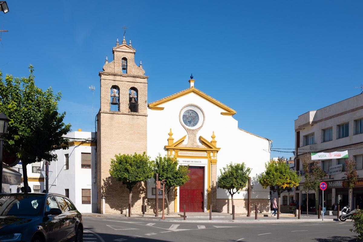 Photo of Camas on the Camino de Santiago