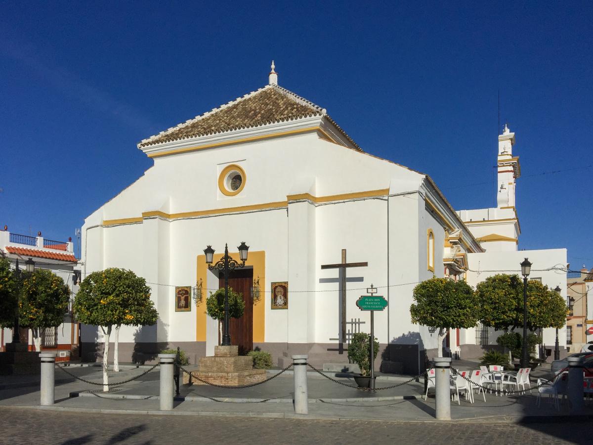 Photo of Guillena on the Camino de Santiago