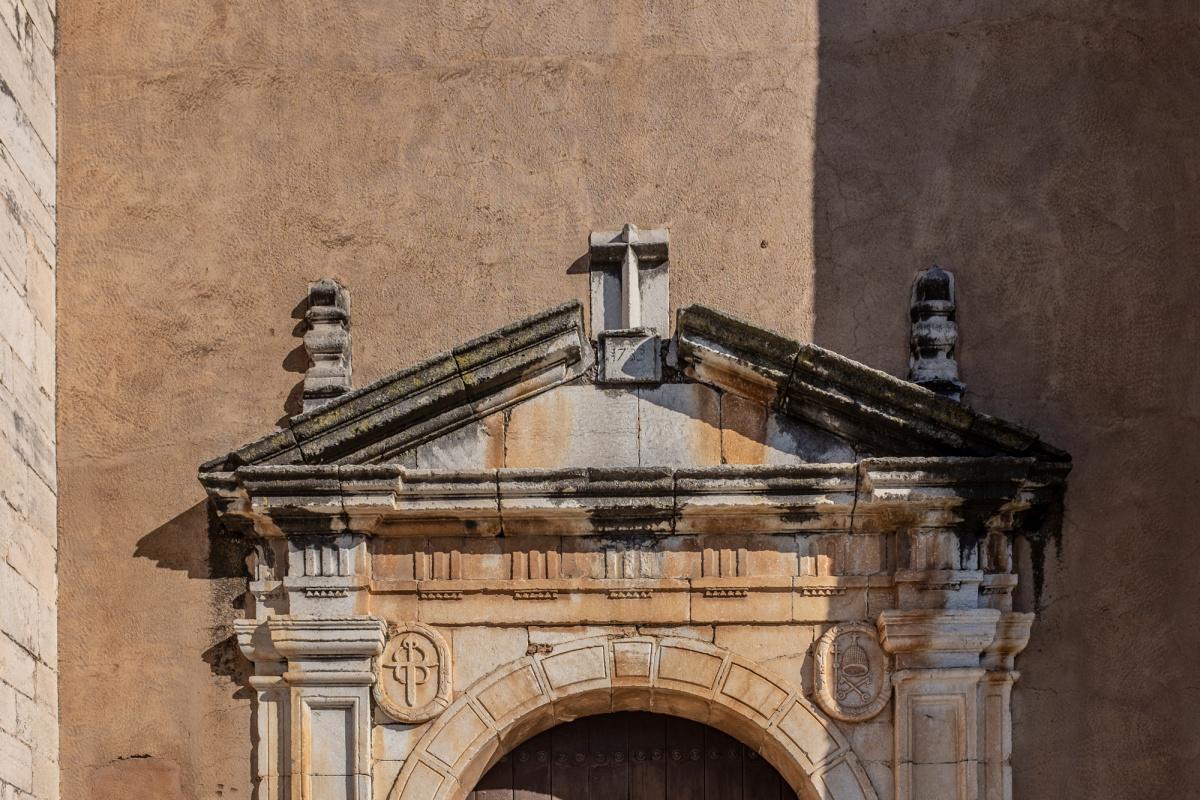 Photo of Los Santos de Maimona on the Camino de Santiago