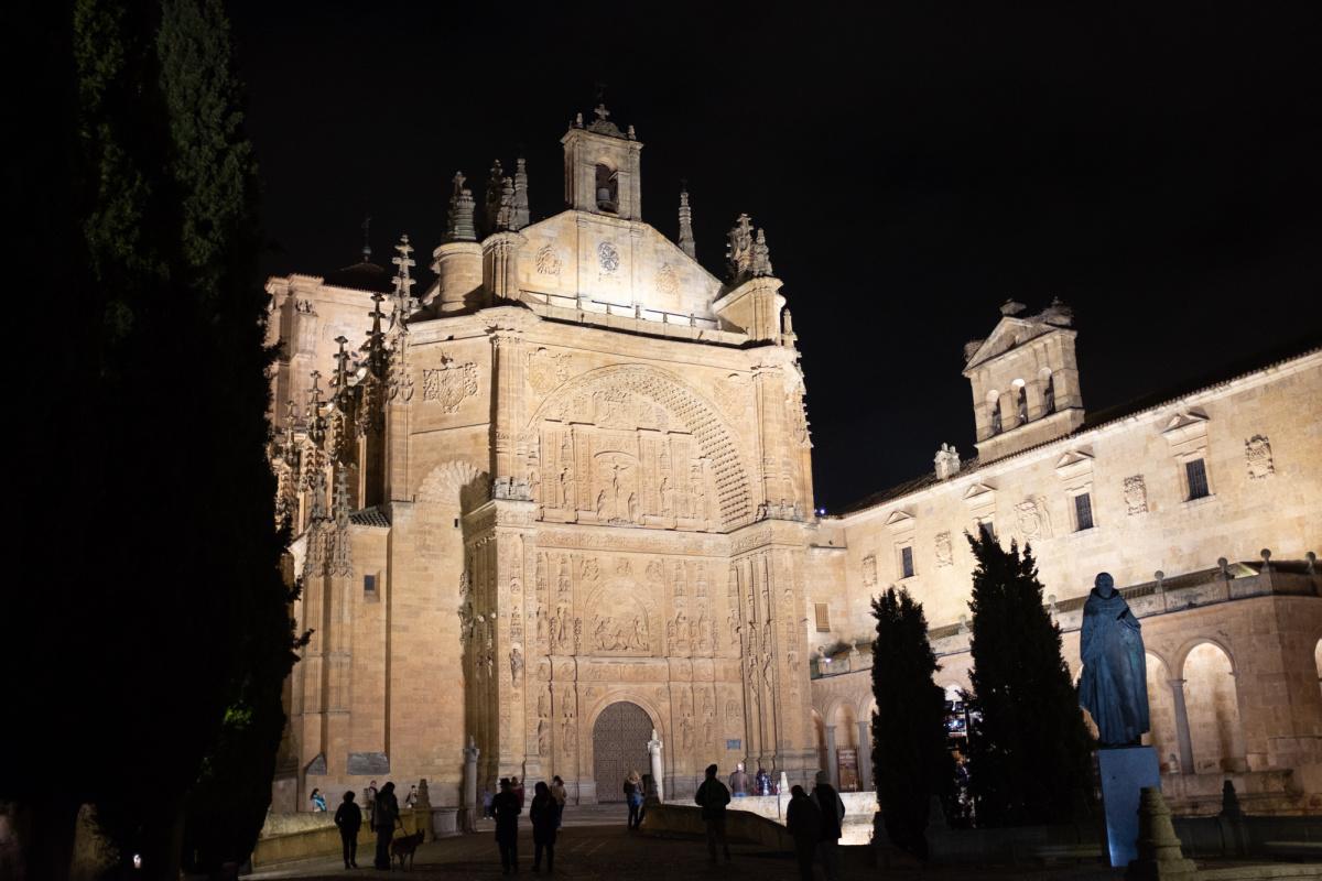 Photo of Salamanca on the Camino de Santiago