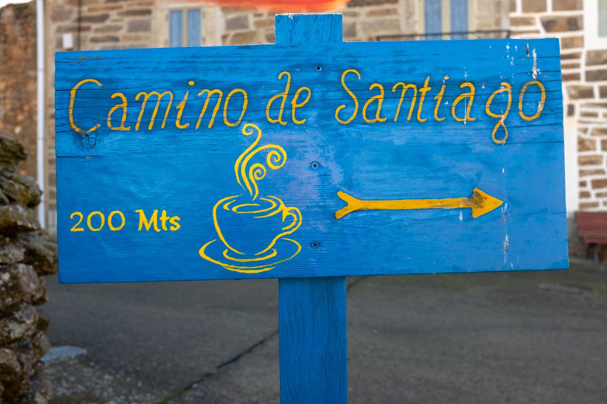 Photo of Villar de Farfón on the Camino de Santiago