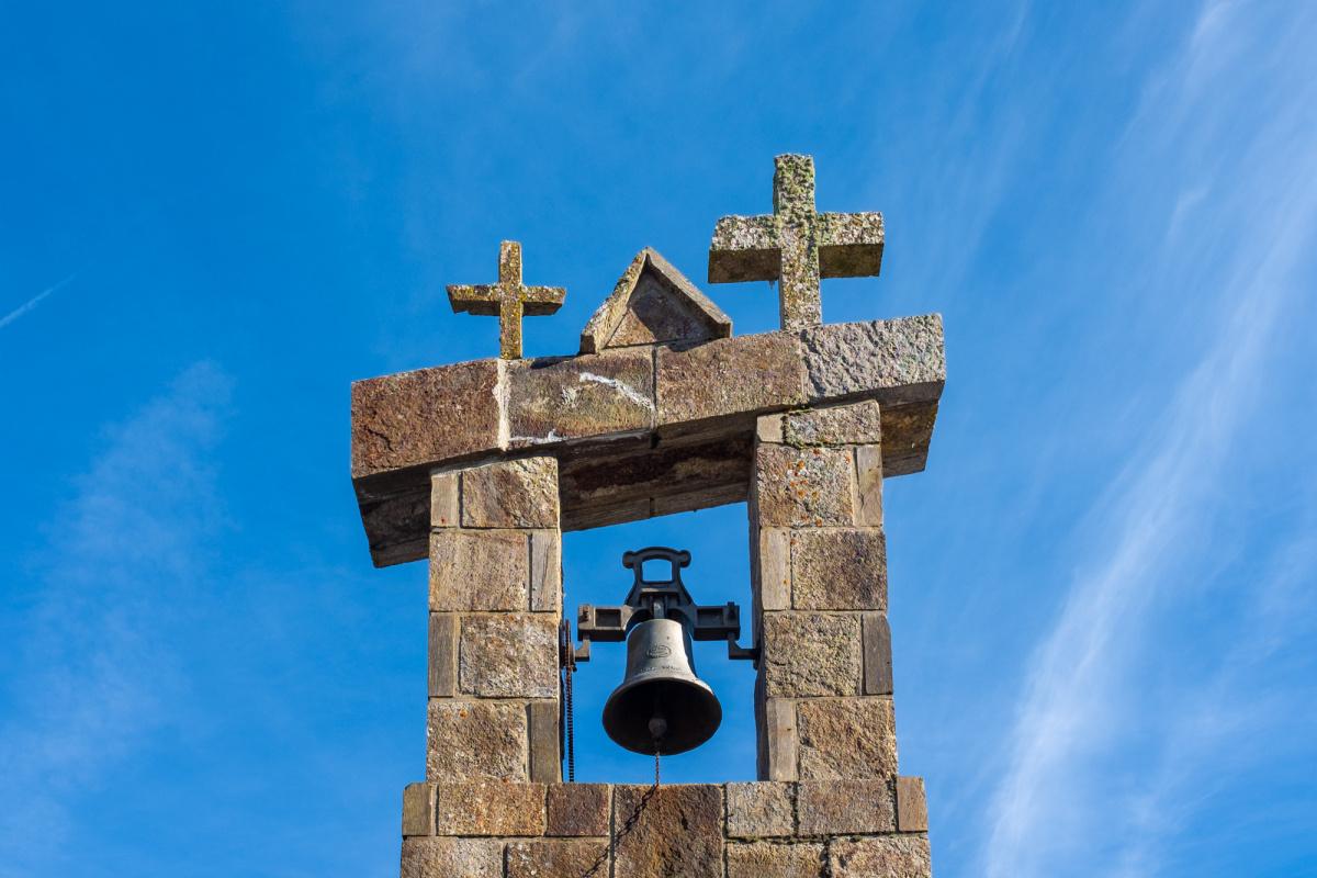 Photo of San Salvador de Palazuelo on the Camino de Santiago