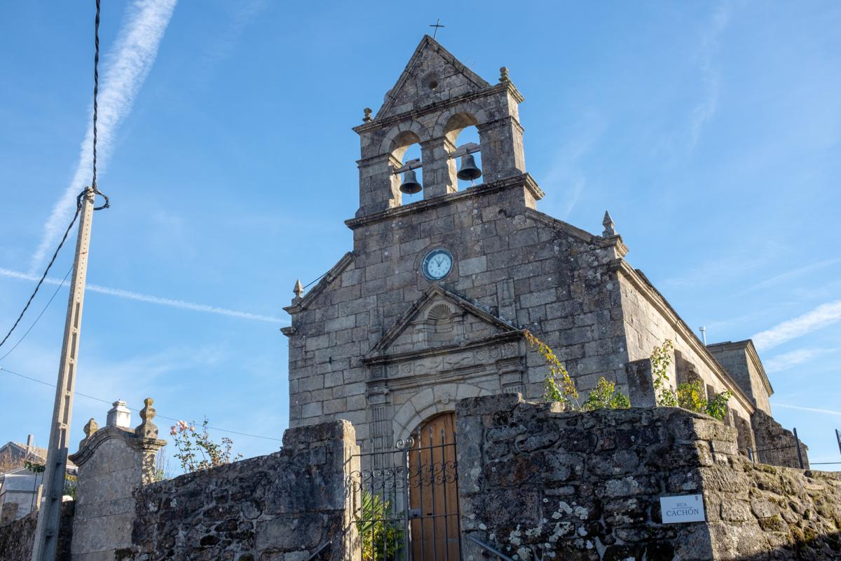 Photo of Vilavella on the Camino de Santiago