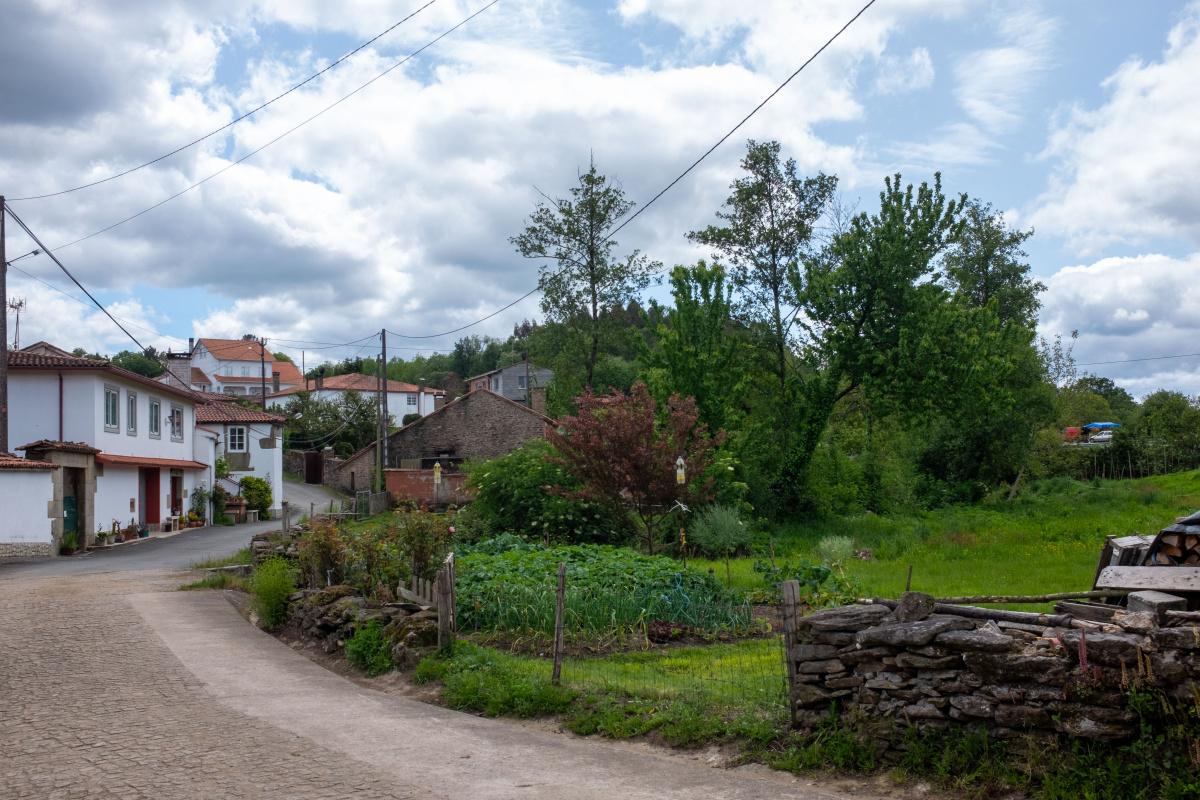 Photo of A Laxe on the Camino de Santiago