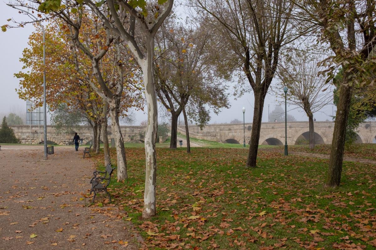 Photo of Río Guadiana on the Camino de Santiago