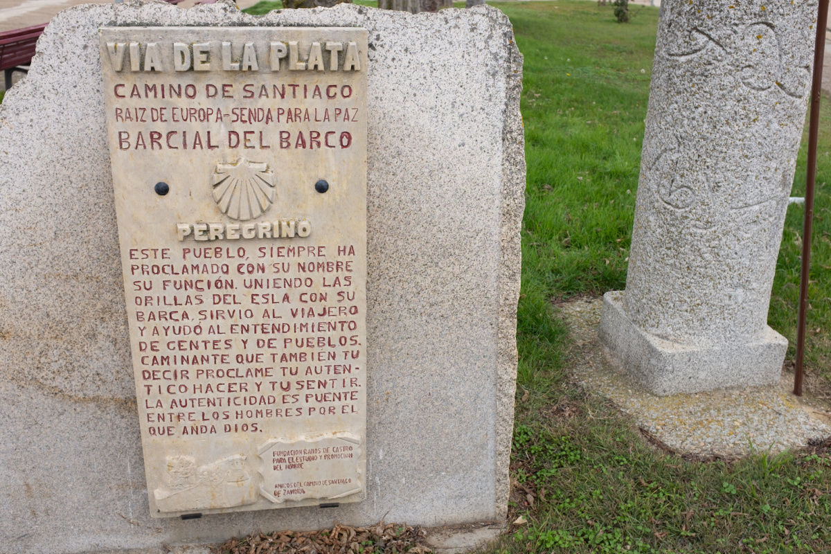 Photo of Barcial de Barco on the Camino de Santiago