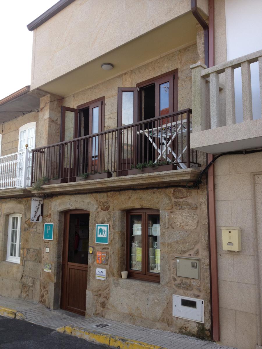 Camino de Santiago Accommodation: Albergue Finistellae