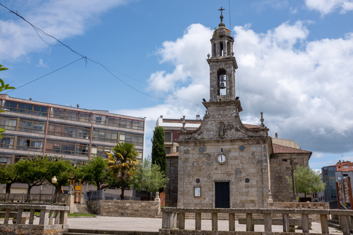 Photo of Silleda on the Camino de Santiago