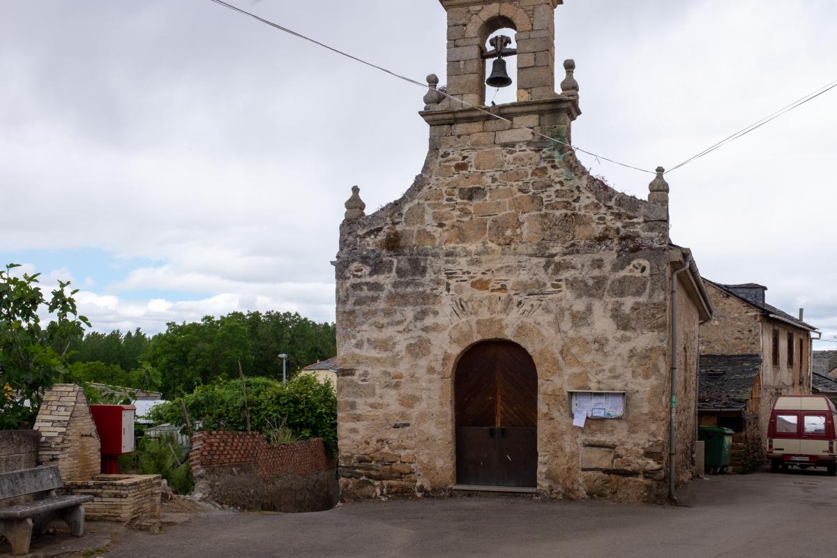Photo of Villalibre de la Jurisdicción on the Camino de Santiago