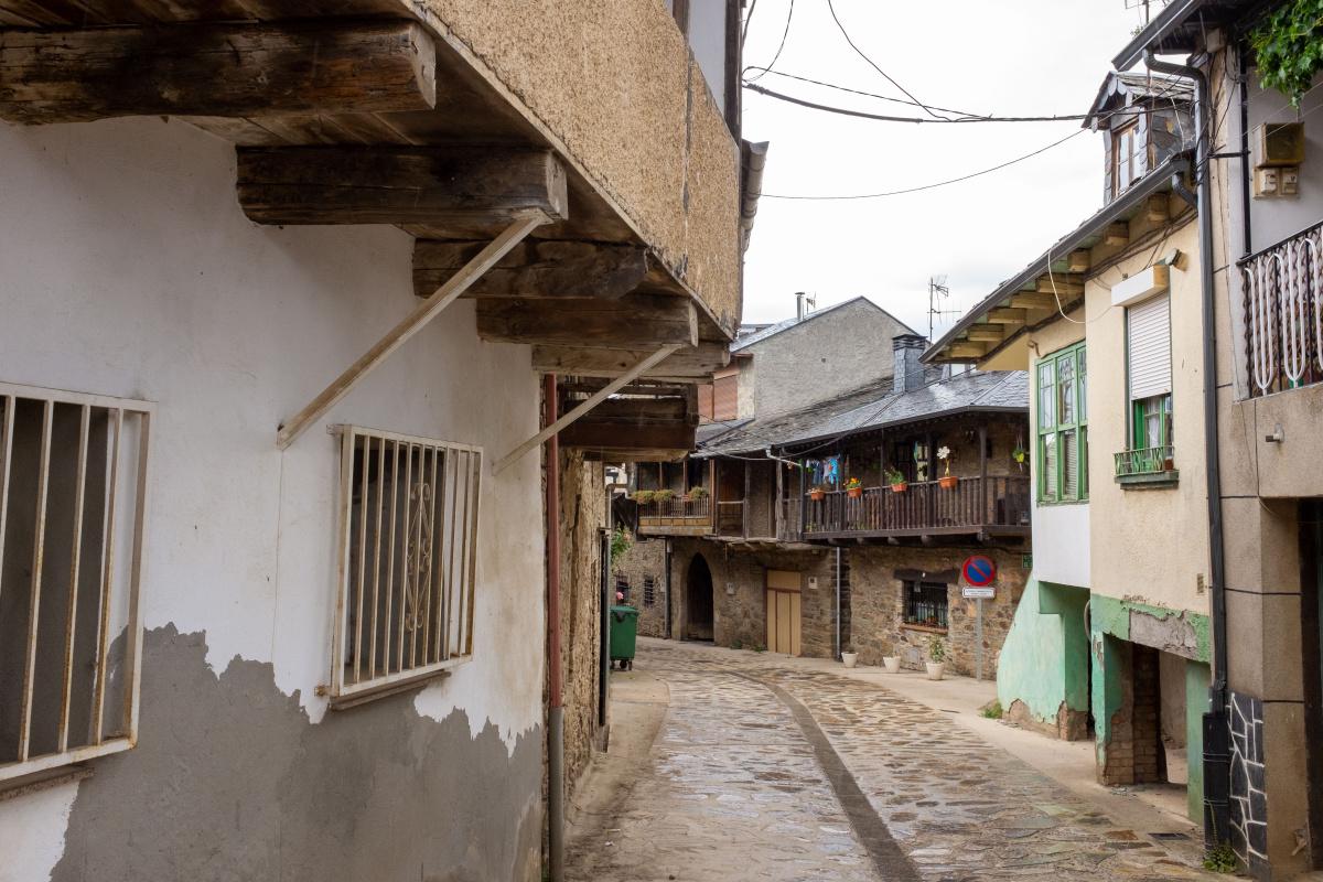 Photo of Priaranza del Bierzo on the Camino de Santiago