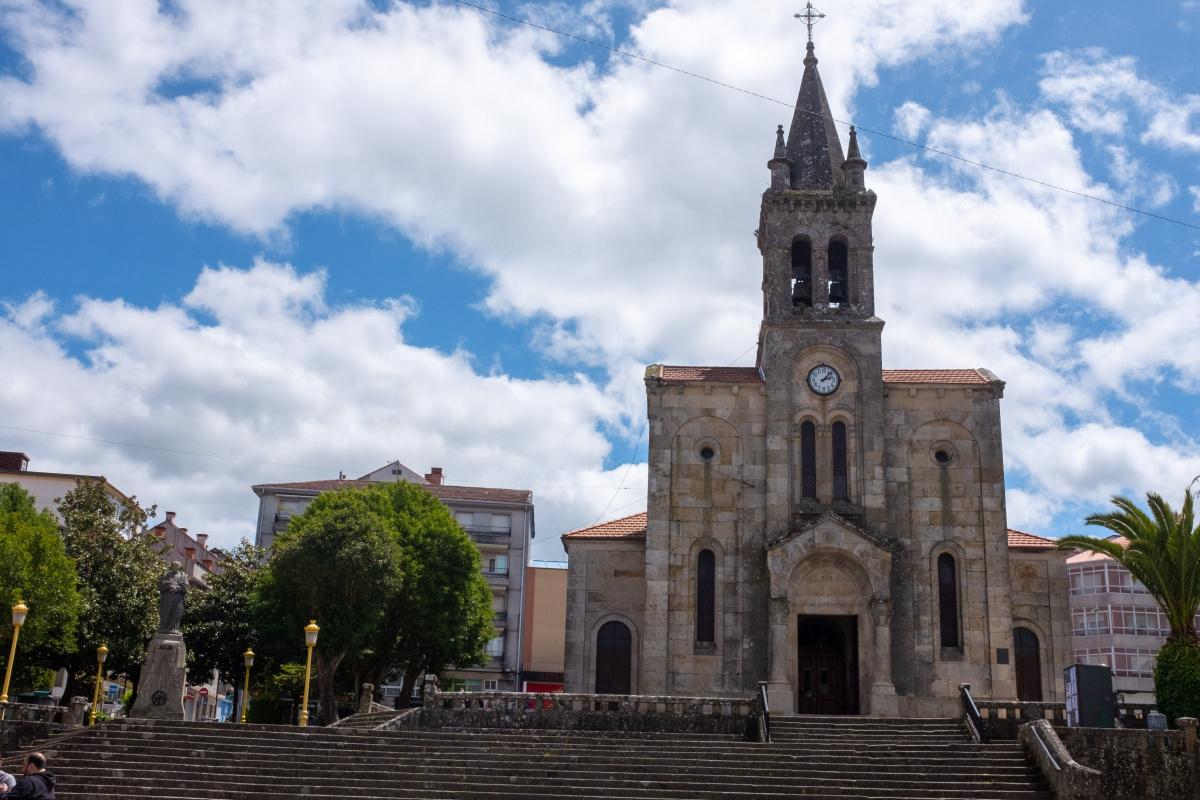 Photo of Lalín on the Camino de Santiago