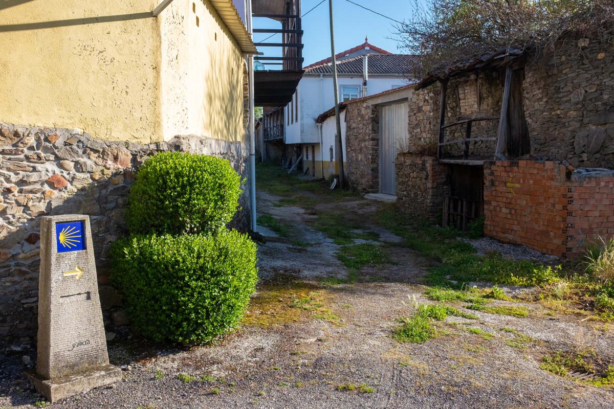 Photo of A Vide on the Camino de Santiago