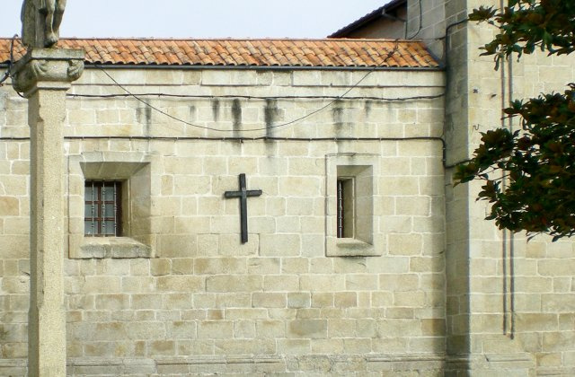 Photo of Monforte de Lemos on the Camino de Santiago