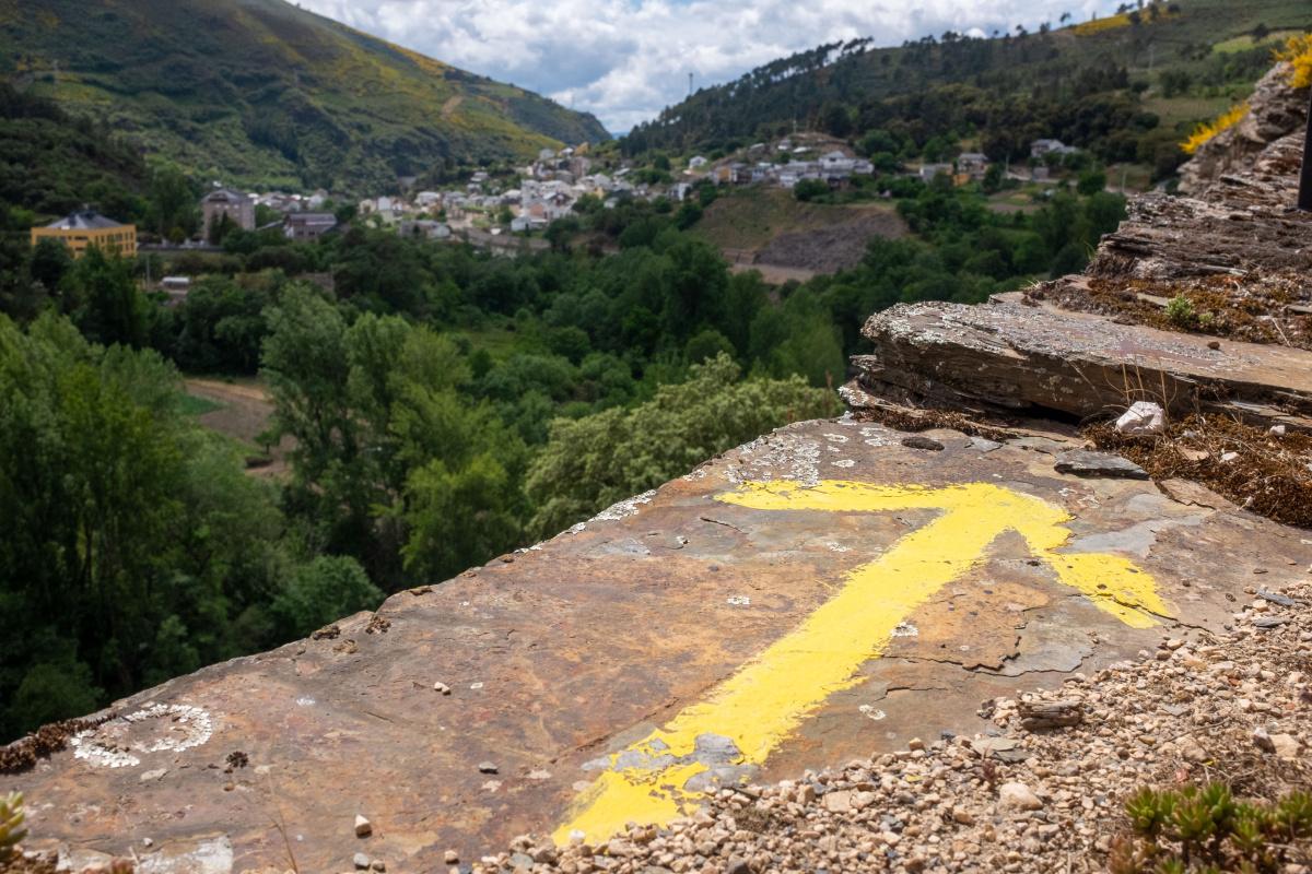Photo of Sobradelo on the Camino de Santiago