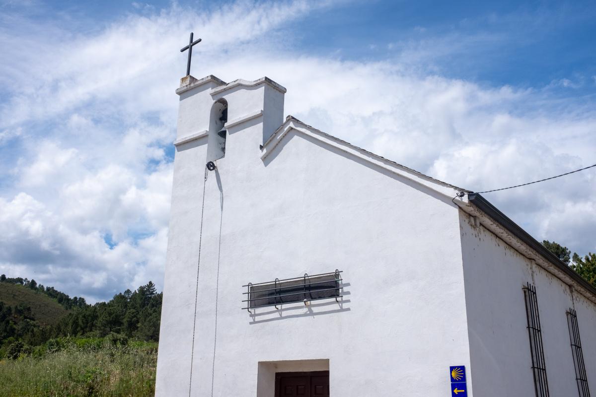 Photo of Pumares on the Camino de Santiago