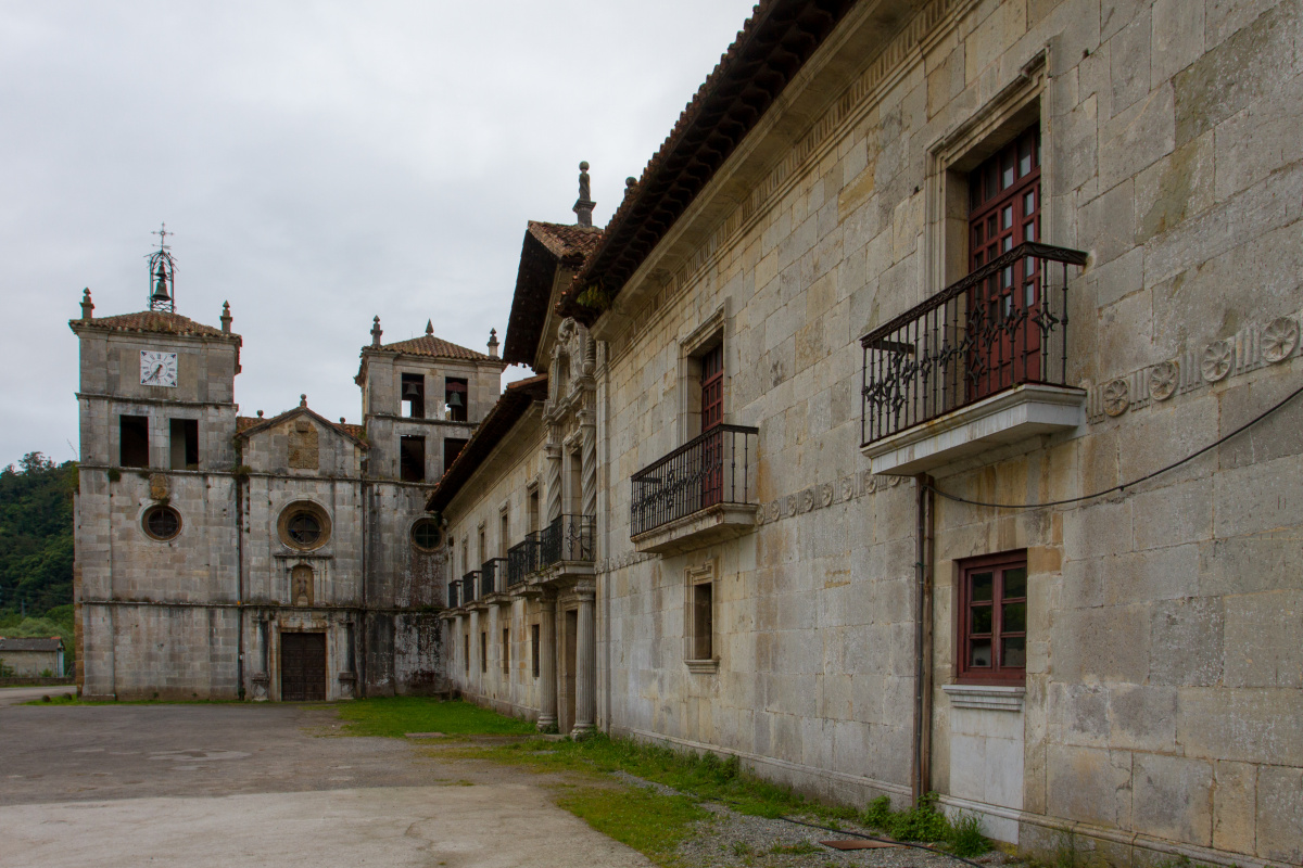 Photo of Cornellana on the Camino de Santiago