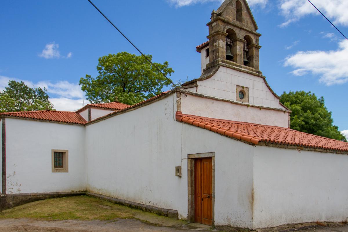Photo of El Llanón on the Camino de Santiago