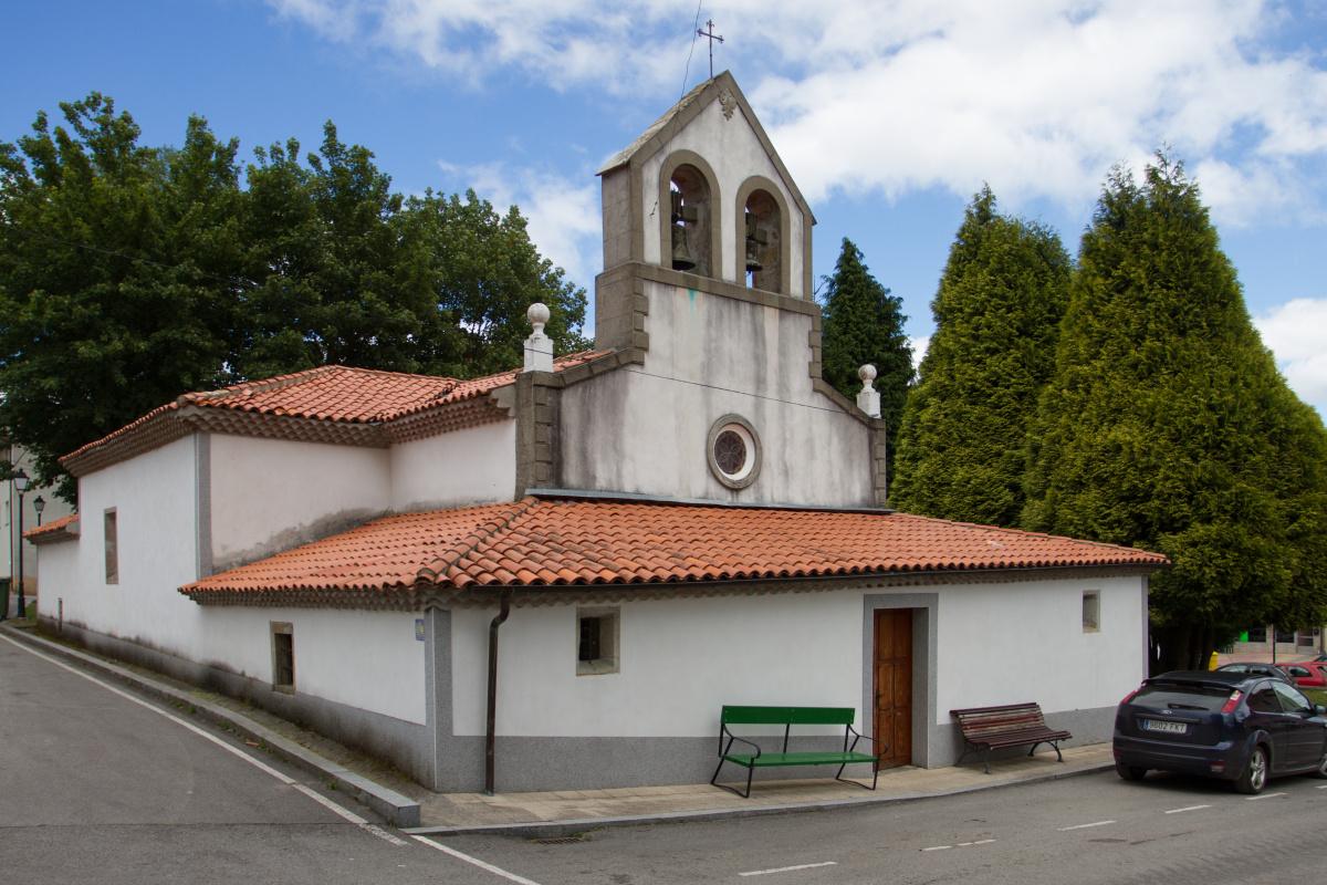 Photo of La Espina on the Camino de Santiago